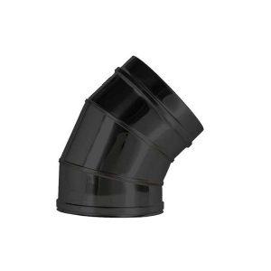 Premier 45° Bend Black
