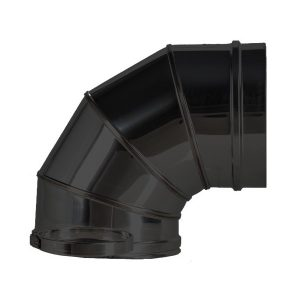 Premier 90° Bend Black