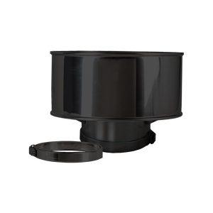 Convesa Antidown Draft Hat Black